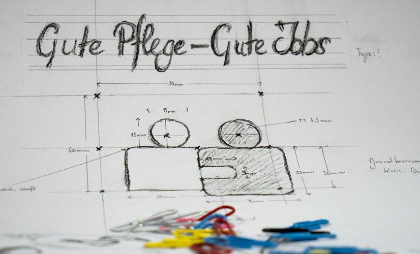 GUTE PFLEGE – GUTE JOBS